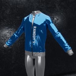 Jacket Chrome blue