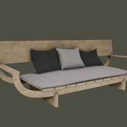 Sofa V10