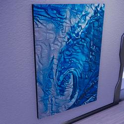 Carve Ocean Artwork