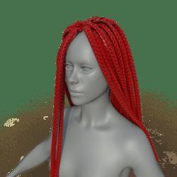 Alex Hair 2048