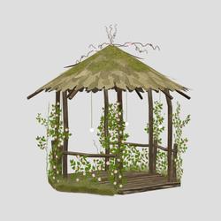 Gazebo - Fairy Garden
