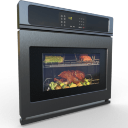 Wall Oven - Stainless Steel