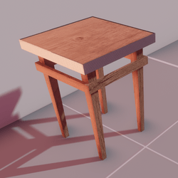 Stool (sit point)