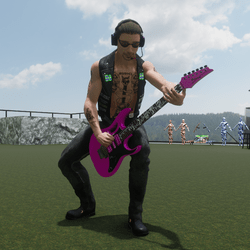 Hard ROCKING Guitar