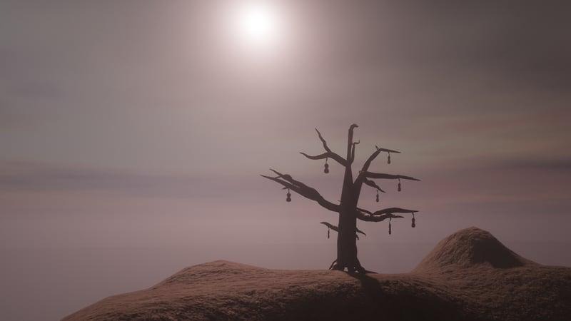 Violin Tree WIP