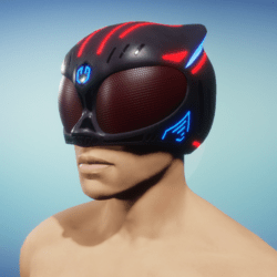 BioArmor ZV01 Helmet Male