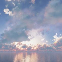 Skybox Oasis