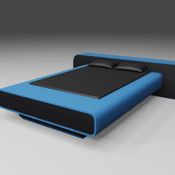 Sonic Bed