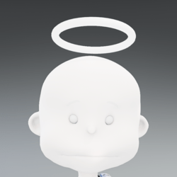 Halo for Minis Avatar