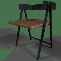 Bistro Chair Industrial
