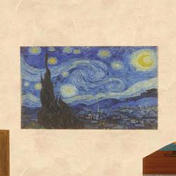 Art - The Starry Night 1889 Van Gogh