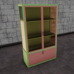 Closet D St2 (interactive)