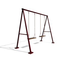 Park Swing [Animated w/sit point]