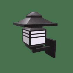 Asian Style Wall Lamp