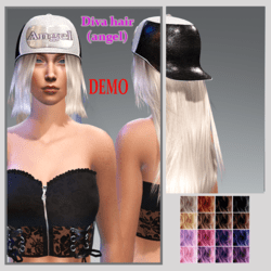 Diva hair (angel) demo