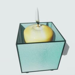 Candle 01 (animated)