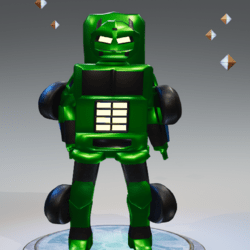 FG Transformer Green