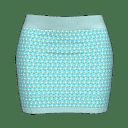 Woman Simple Skirt - Dotty