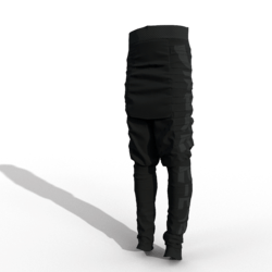 Urban Ninja Pants (male/black)