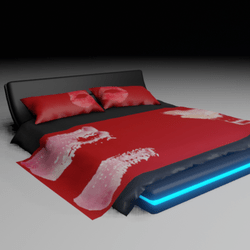 Kiss Bed