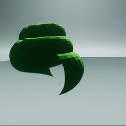 seashell verde