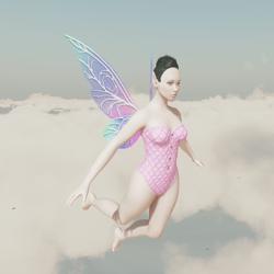 Pixie Pink NPC