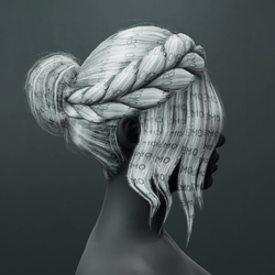 Kim Hair - Gray (Demo)