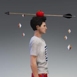 Apple and Arrow