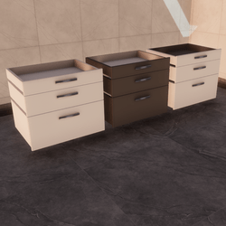 Drawers (classic) interactive