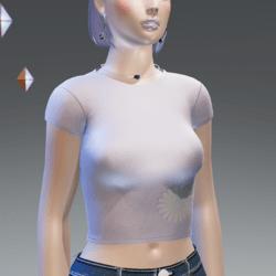 Spring'21 Lilac T-Shirt - Female