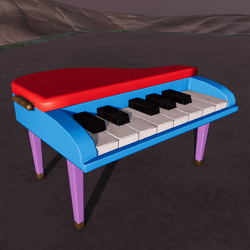 Toy Piano +