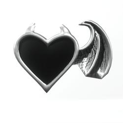 Dark soul jewelry set - earrings