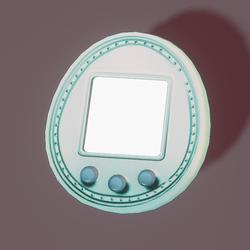 Tamagotchi 5u s-blue