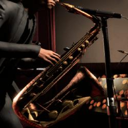 Alto Saxophone (For performer)