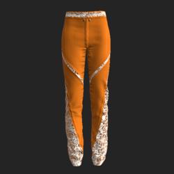 Fran pants orange