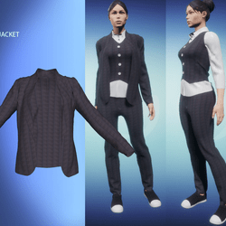 Womans Suit Jacket
