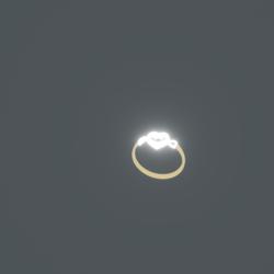 3d_model_3heart_(only_ring)