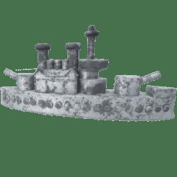Monopoly Piece: Ship