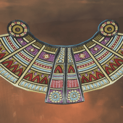 Egyptian Pharaoh necklace