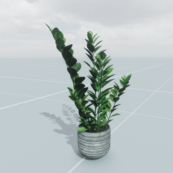 Pot Plant Small 1