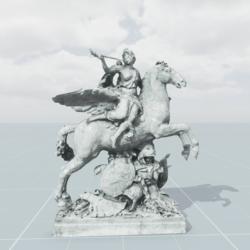 Antique Statue 4