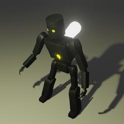 Robot Meeting Lamp