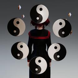 YingYang back