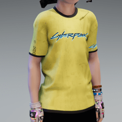 Cyberpunk2077 T-shirt