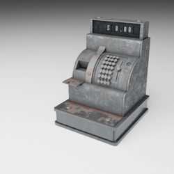 Cash Register Vintage