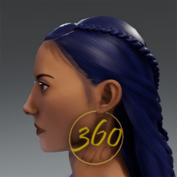 360 Hoops Gold