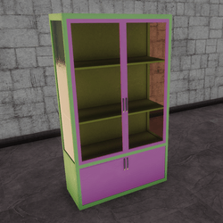 Closet D St5 (interactive)