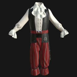 PIRATE_ OUTFIT_  A