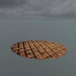 Dutch Stroop Waffle