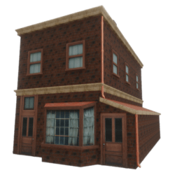 House (old) FP